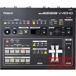 Video mixer, V-40HD, Roland