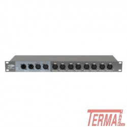 Splitter, DB-1-8, Showtec