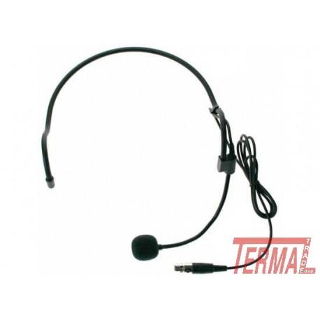 Naglavni mikrofon, WS100MH1, LD Systems