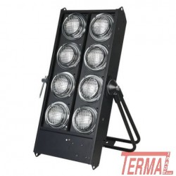 Blinder 8 DMX, Showtec
