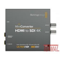 Mini Konverter HDMI / SDI 4K, Blackmagic Design