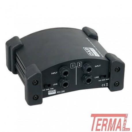 PDI-200, Pasivni Dual DiBox, DAP Audio