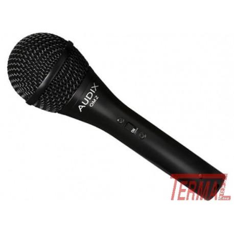 OM-2s, Dinamični vokalni mikrofon z stikalom, AUDIX