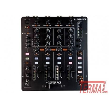 DJ Mixer, XONE:43, Allen & Heath