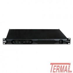 DAP Audio, Qi-4600, 4 kanalni digitalni ojačevalec
