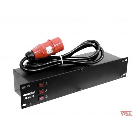 Power distributor, SB-65/19, Eurolite