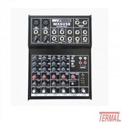 Mixer, MX6USB, Invotone