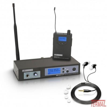 InEar Monitor sistem, MEI 100 G2, LD Systems