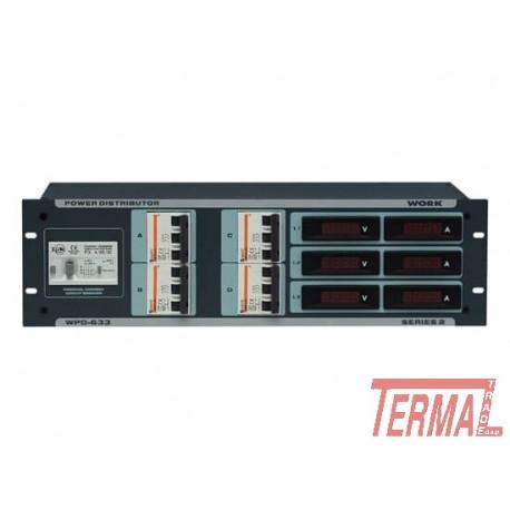 Električna omarica, WPD 633 STUV, Work