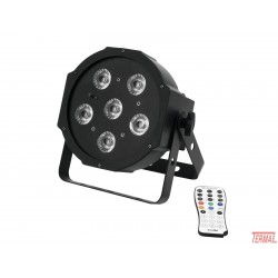 LED PAR, LED SLS-6 UV, Eurolite