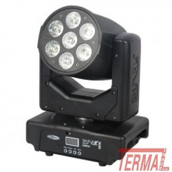 Moving Head, Shark Wash One, Showtec