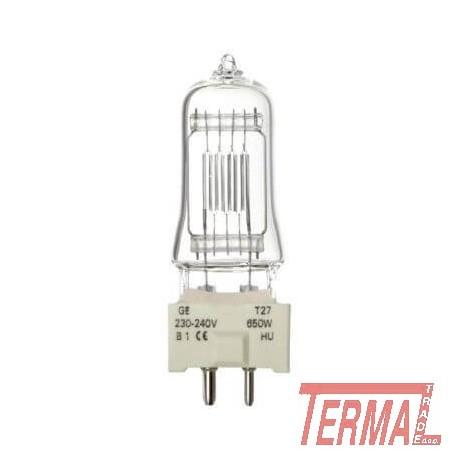 Žarnica, GE 88469 T27, 650W, GY9.5