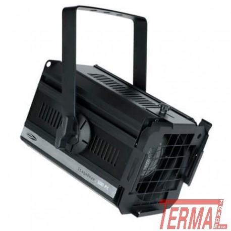 StageBeam, 300 / 500W, PC, Showtec, črn