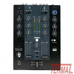 DJ Mixer, CORE Scratch, DAP Audio