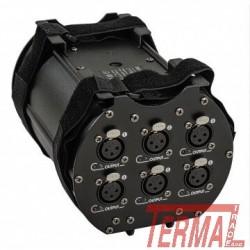 Splitter DMX, DMXS6, Involight