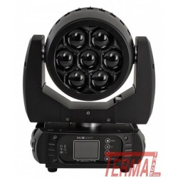 Involight, ProZoom715, Led moving head wash