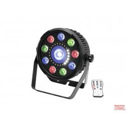 LED PAR, LED SLS-9 Hybrid HCL, Eurolite