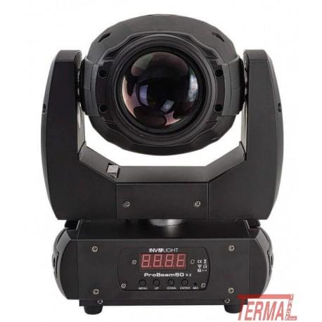 Moving Head, LED ProBeam50, V2 Involight