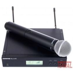 Shure, BLX24R/SM58 H8E, Vokalni Set