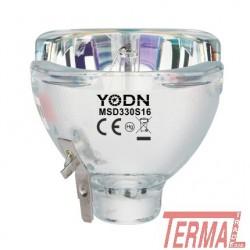 YODN, MSD 330, S16, Reflektorska žarnica