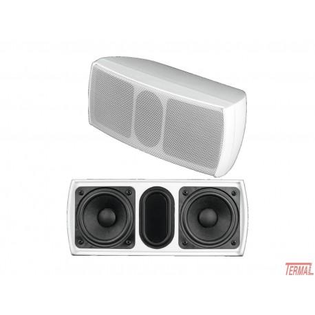 Pasivni zvočnik, OD-22, beli, Omnitronic