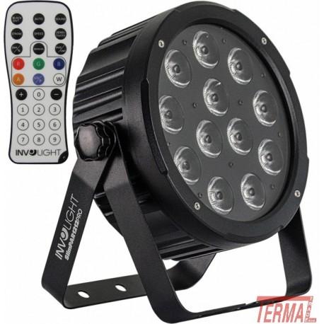 LED PAR, SLIMPAR1212 PRO, Involight