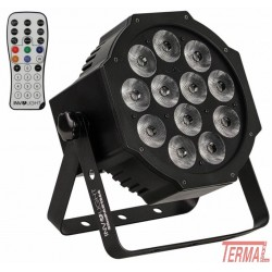 LED PAR, SLIMPAR1266, Involight