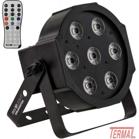 LED PAR, SLIMPAR766, Involight