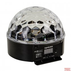 LED efekt, LED BALL 63, Involight