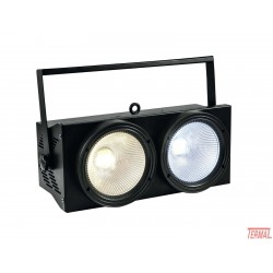 Eurolite, Audience Blinder 2x100W, LED COB WW