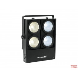 Eurolite, Audience Blinder 4x100W, LED COB WW