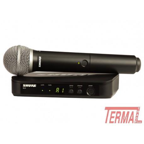 Mikrofonski set, BLX24E / SM58 S8, Shure