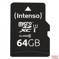 Intenso 16GB Rainbow Line USB 2.0, črn