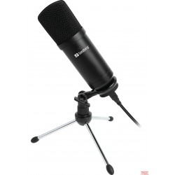 Sandberg, 126-09 Usb namizni mikrofon