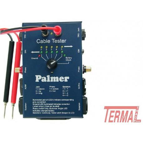 Kabel tester, MCT 8, Palmer
