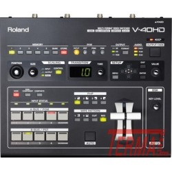Video mixer, V-40HD, Roland