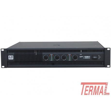Ojačevalec, Deep LDDP 4950, LD Systems