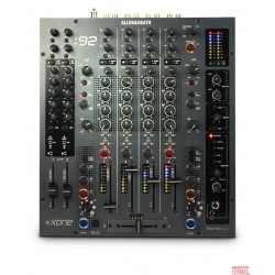 DJ Mixer, XONE:92, Allen & Heath, anthracit