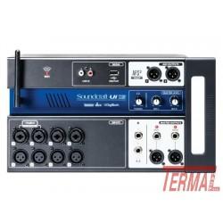 Digitalni mixer, Ui 12, Soundcraft