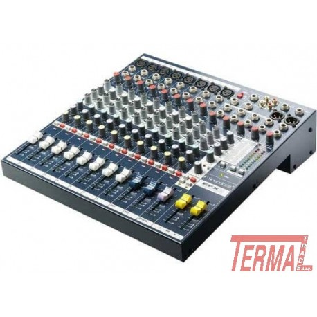 Mešalna miza, EFX 8, Soundcraft