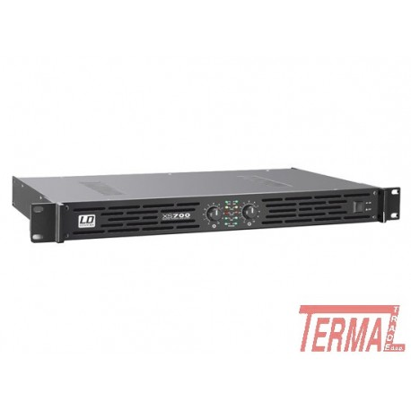 LD Systems, XS 700, Digitalni ojačevalec