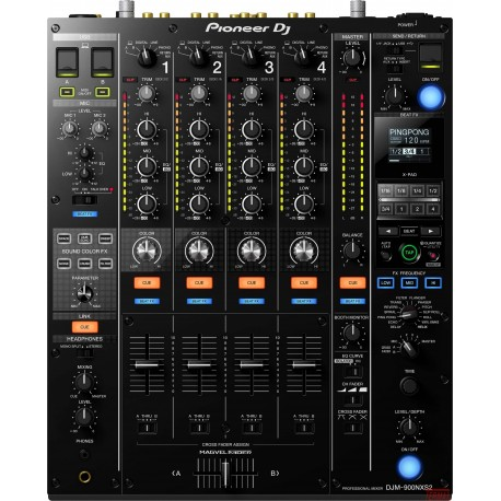 Pioneer, DJM-900NXS2, DJ Mixer