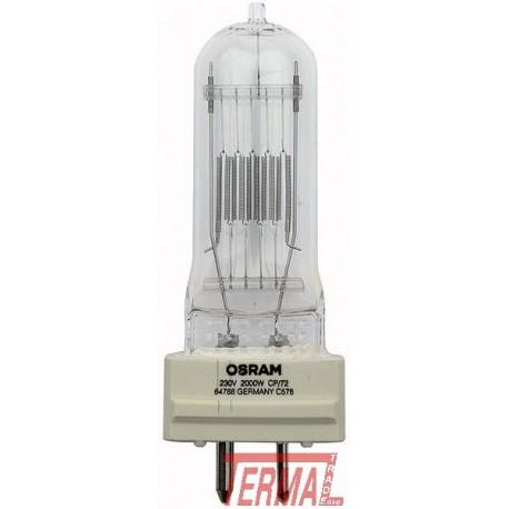 Žarnica, Osram 64788 FTM, CP72,2000W