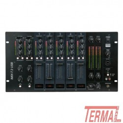 Instalacijski zone USB mixer, IMIX 7.2, DAP Audio
