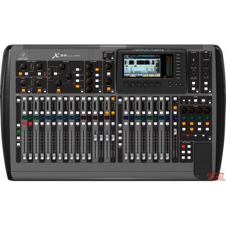 Digitalni mixer, X 32, Behringer