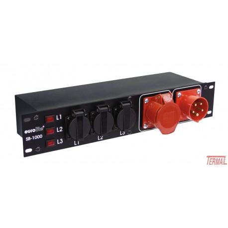 Power distributor, SB-1000, Eurolite