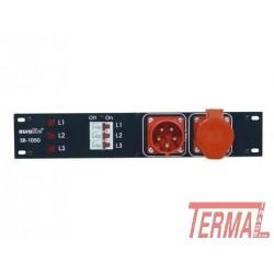 Power distributor, SB-1050, Eurolite