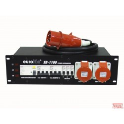 Power distributor, SB-1100, Eurolite