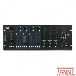 Zone mixer, IMIX 5.3, DAP Audio