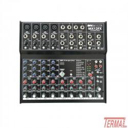 Mixer, MX12FX, Invotone